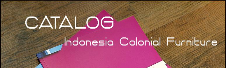 catalog indonesia colonial furniture