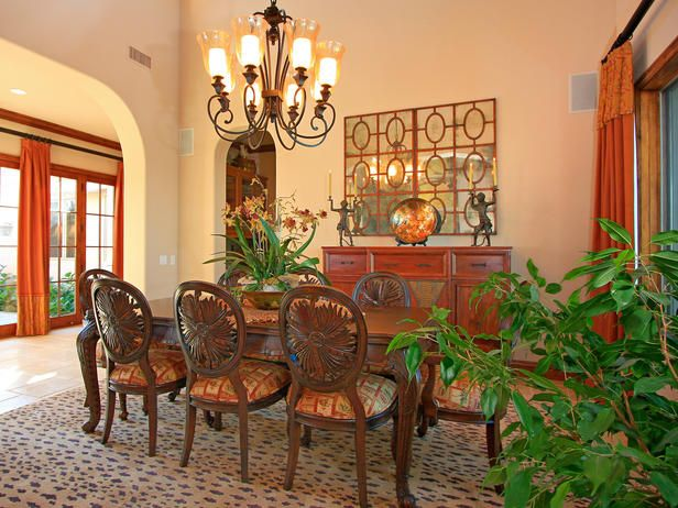 Strange From The Leopard Rug To The Exotic Carved Dining Room Chairs Machost Co Dining Chair Design Ideas Machostcouk