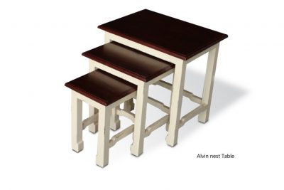 Alvin Nest Table Colonial Furniture